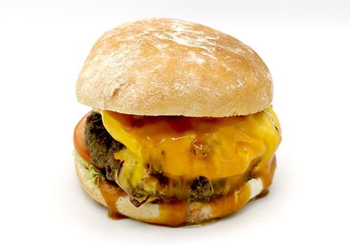 Knödel Burger
