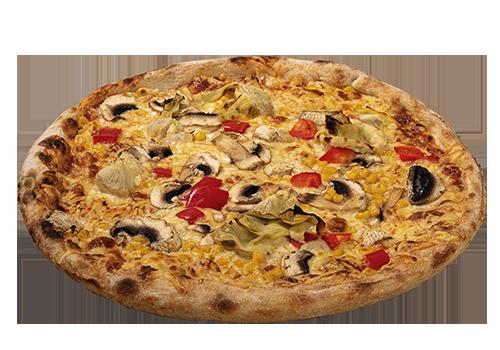 Pizza Vegetaria Due Ø 30cm