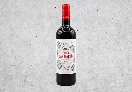 Finca San Martín Rioja, Trempanillo, Alavesa Crianza 2017