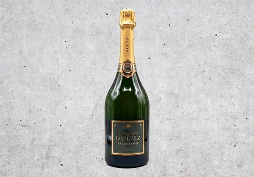 Champagner Deutz Brut Classique
