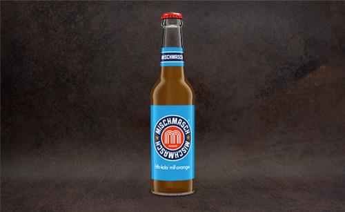 mischmasch® kola-orangen-limonade, 0,33l