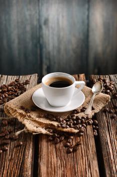 Kaffe klein