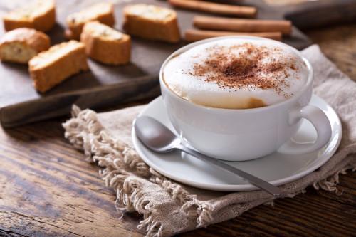 Milchkaffe