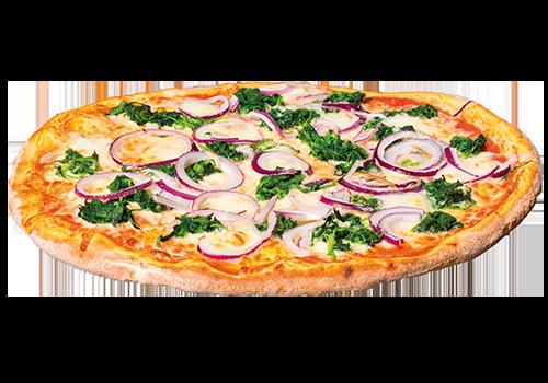 Pizza Spinaci e Gorgonzola