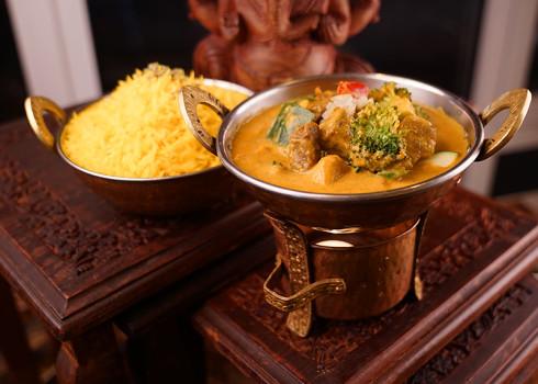 Beef Vegetable Madras