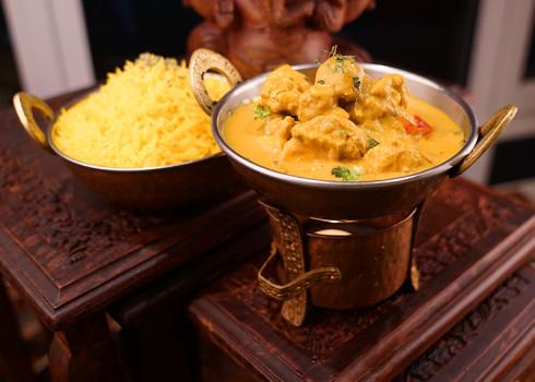 Chicken Vegetable Madras