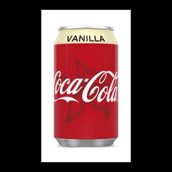 Coca-Cola Vanille 0,33L