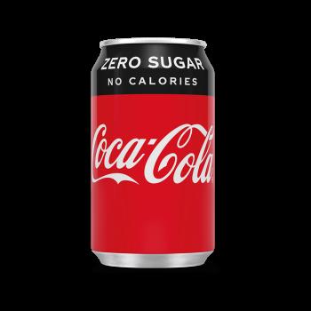Coca-Cola Zero 0,33L