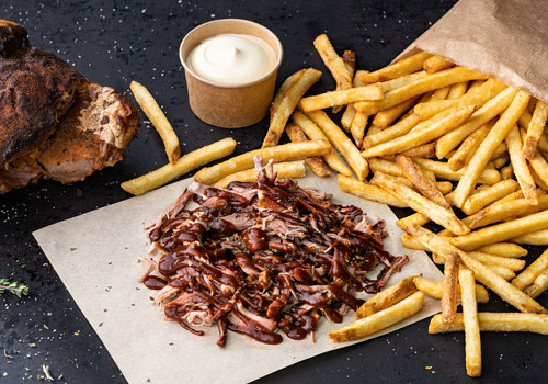 Pulled Pork Pommes