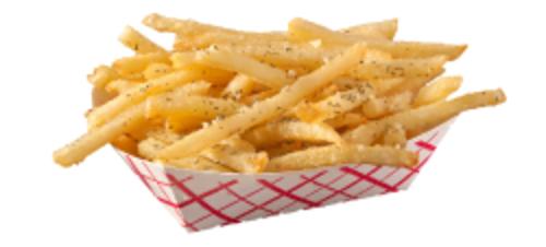 Knoblauch Pommes frites