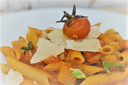 Kids Pasta Tomate