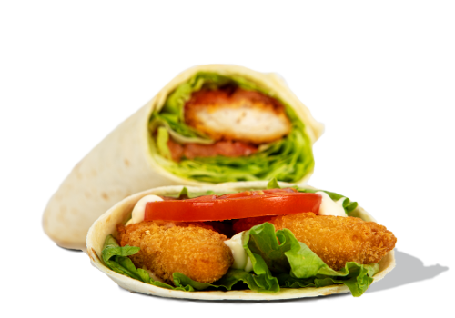 Wrap Crispy Chicken