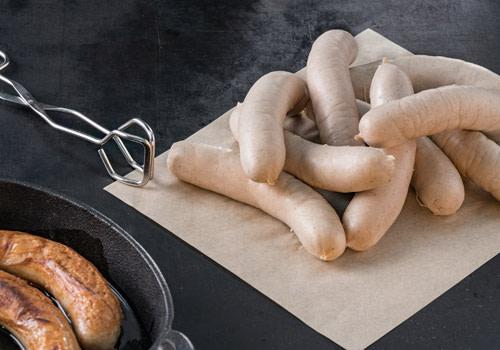 10x Grillwurst