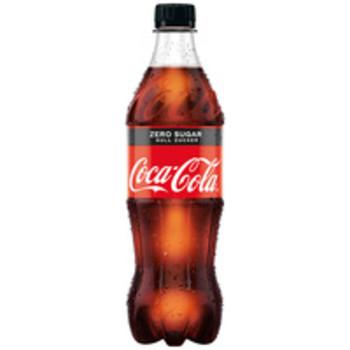 Cola Zero 0,5l