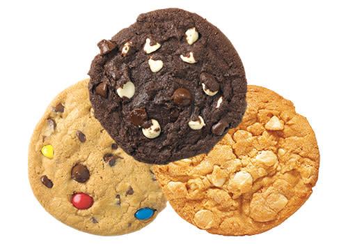 Subway Deventer Centrum - Cookies 3 stuks