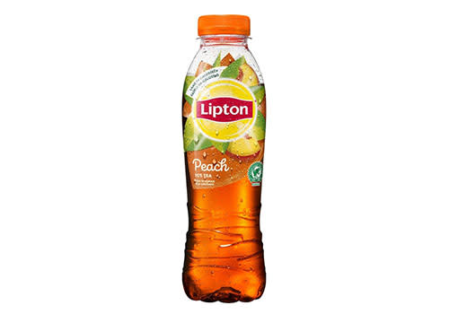 Subway Deventer Centrum - Lipton Ice Tea Peach