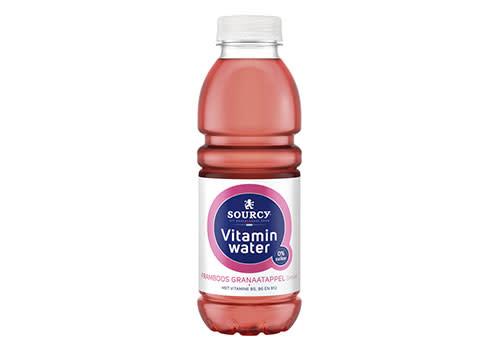 Subway Deventer Centrum - Sourcy Vitamin Water Framoos/Granaatappel