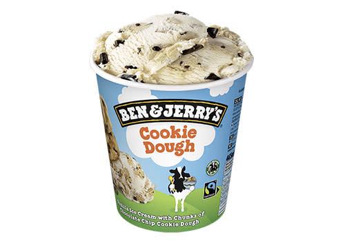 Subway Deventer Centrum - Ben & Jerry's Cookie Dough 465 ml
