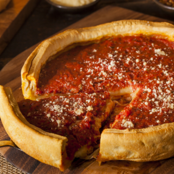Chicago Classic Cheese Pizza Ø 30cm