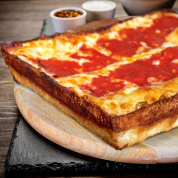 Detroit Style Classic ´N´ Cheese