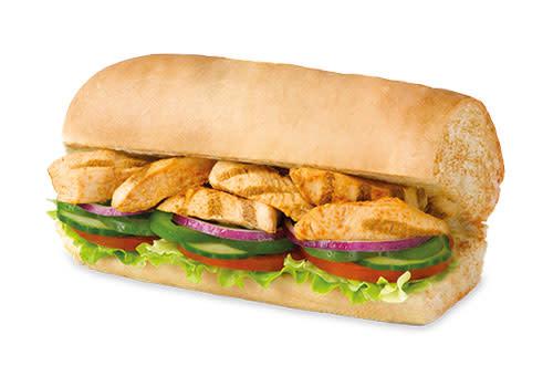Subway Deventer Centrum - Chicken Fajita 15 cm