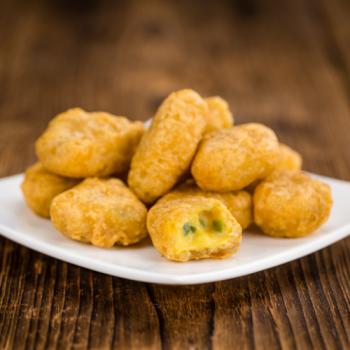 Chili Cheese Nuggets (6 Stück)