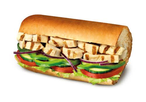 Subway Deventer Centrum - Chicken Filet 15 cm