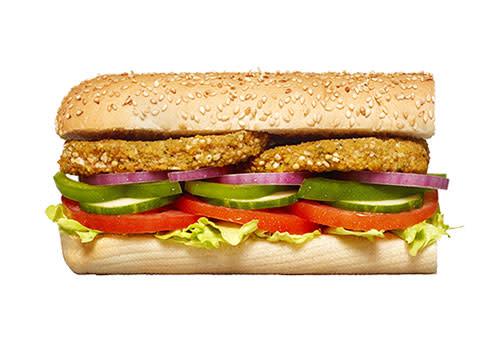 Subway Deventer Centrum - Vegan Supreme 15 cm