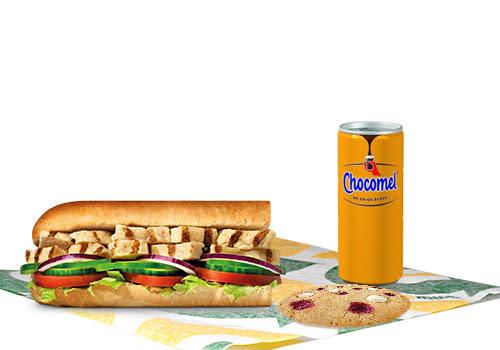 Subway Deventer Centrum - Menu Chicken Filet 15 cm
