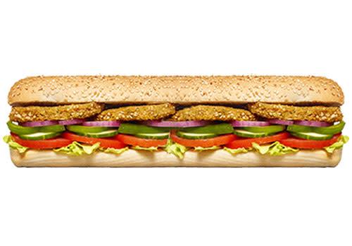 Subway Deventer Centrum - Vegan Supreme 30 cm