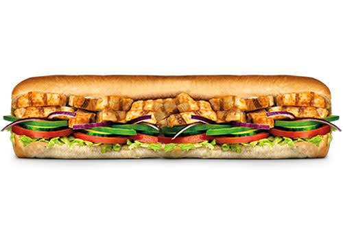 Subway Deventer Centrum - Chicken Fajita 30 cm