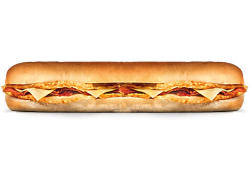 Subway Deventer Centrum - Ei, Bacon & Kaas 30 cm