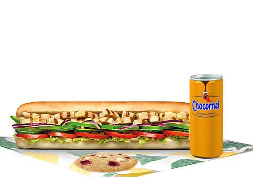 Subway Deventer Centrum - Menu Chicken Filet 30 cm