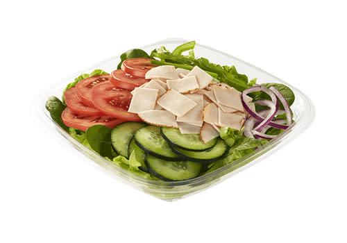 Subway Deventer Centrum - Kalkoenfilet salade