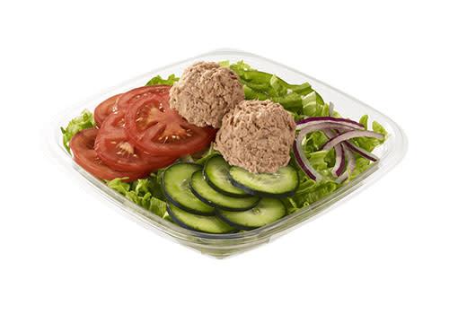 Subway Deventer Centrum - Tonijn salade