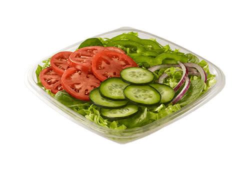 Subway Deventer Centrum - Veggie Delite salade