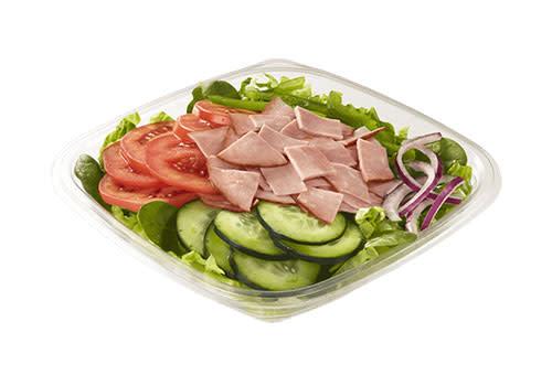 Subway Deventer Centrum - Ham salade
