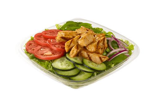Subway Deventer Centrum - Chicken Teriyaki salade