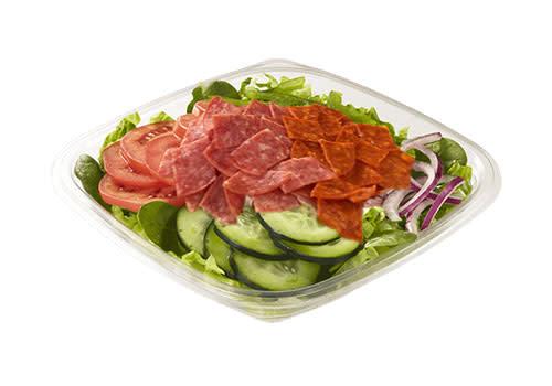 Subway Deventer Centrum - Spicy Italian salade