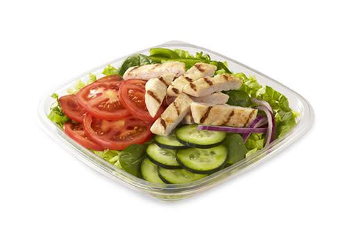 Subway Deventer Centrum - Chicken Filet salade