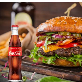 Singel-Burger-Menü