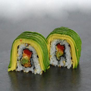 Avocado Roll (4 Stück)