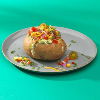 Poncho Potato