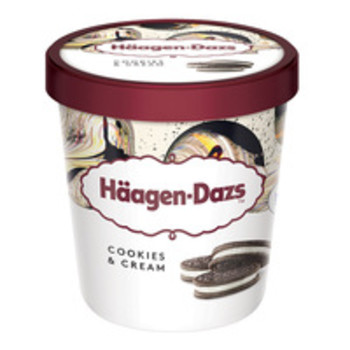 Häagen-Dazs COOKIES & CREAM