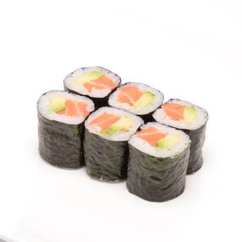 Sake Avocado Maki ( 8 Stück)