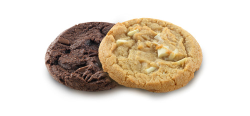 Duo Deal | Chocolate Chip Cookie White & Dark