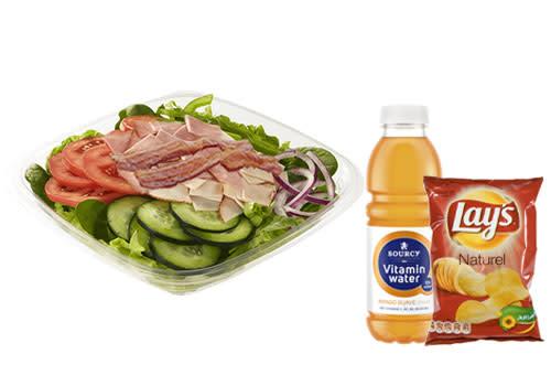 Subway Deventer Centrum - Menu Melt salade