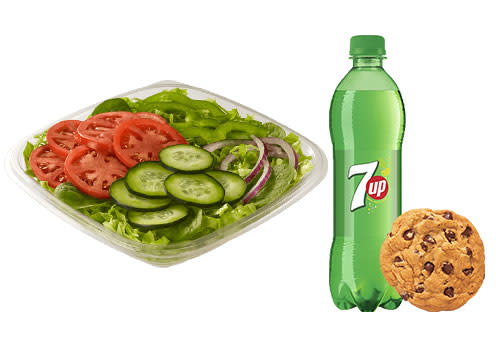Subway Deventer Centrum - Menu Veggie Delite salade