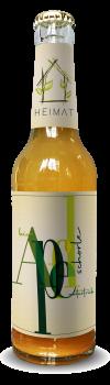 Bio Apfelsaftschorle 0,33l