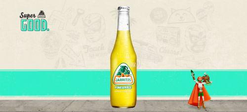 Jarritos Pineapple 0,37L